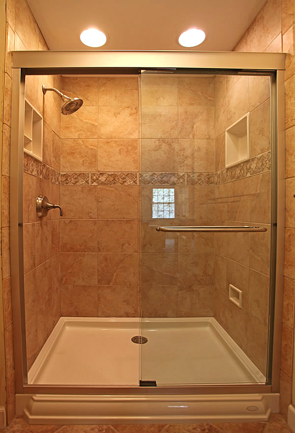 Top small bathroom shower remodel and remodel bathroom for Small master bathroom remodel ideas