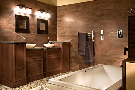 Home Decorating Magazines How To Renovate Your Bathroom For A Crude - Renovate your bathroom