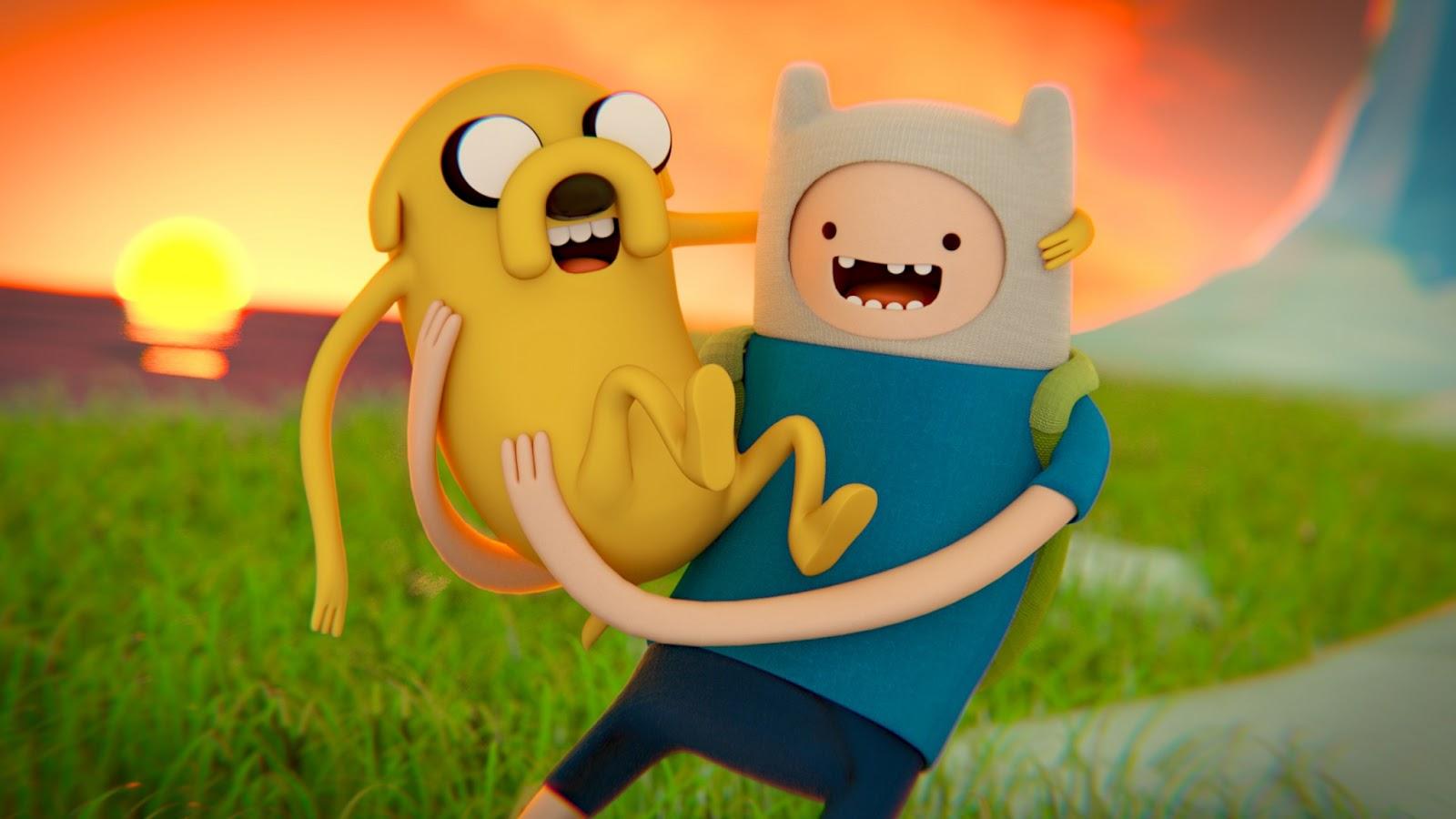Adventure time episode game reanimators