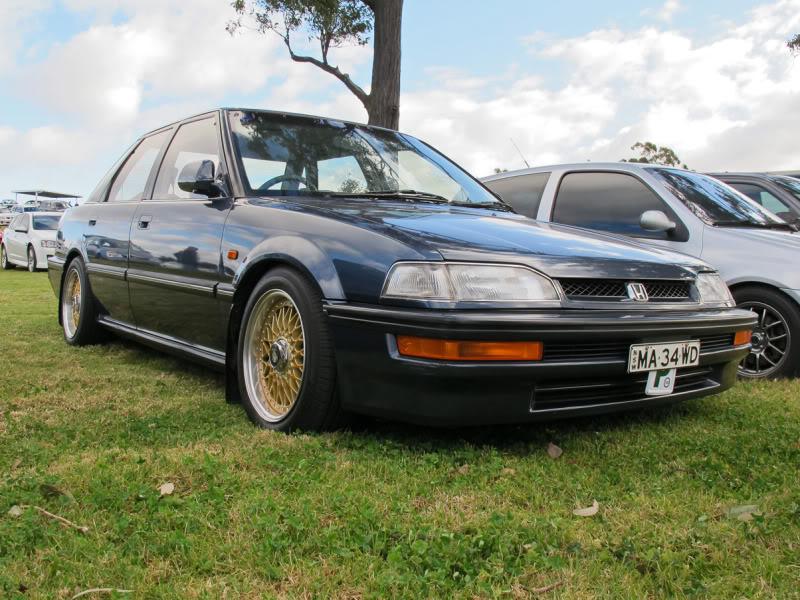 Honda Concerto, mało znane auta, samochody z lat 90