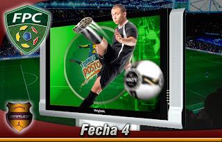 Partido América de Cali Vs Bogotá F.C. - Fecha 4