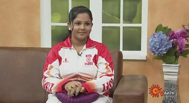 Virundhinar Pakkam – Sun TV Show 23-07-2013 Ms Anushya