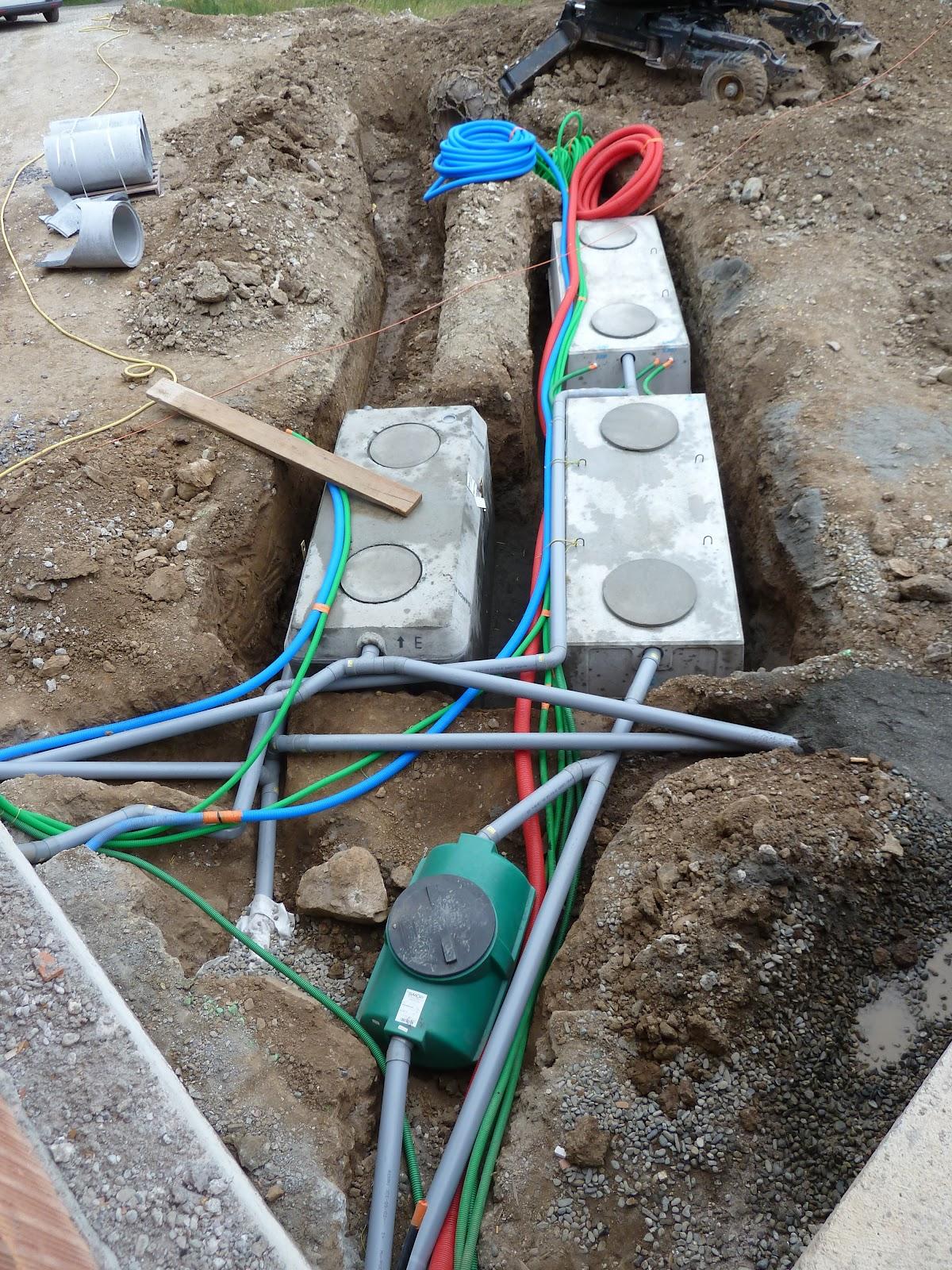 La maison de meltemetpetau l 39 assainissement un gros chantier - Recuperateur d humidite ...