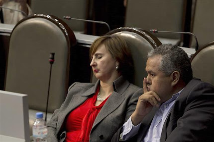 MS DIPUTADOS DORMILONES Y ABURRIDOS