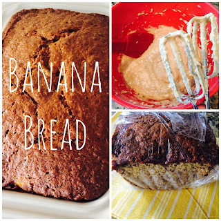 Teacher Gift - Teacher Appreciation - Banana Bread