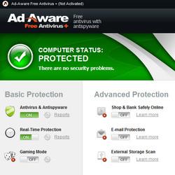 برنامج ad-aware free antivirus لحمايه جهازك من الفيروسات اخر اصدار 2015