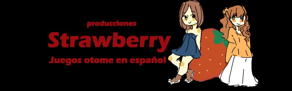 Strawberry P. - Juegos otome en español