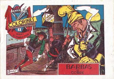 Imagen de El Temible Pirata Nº 3-Ediciones Grafidea