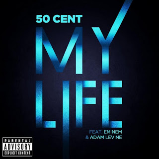 50 Cent - My Life ft Eminem, Adam Levine