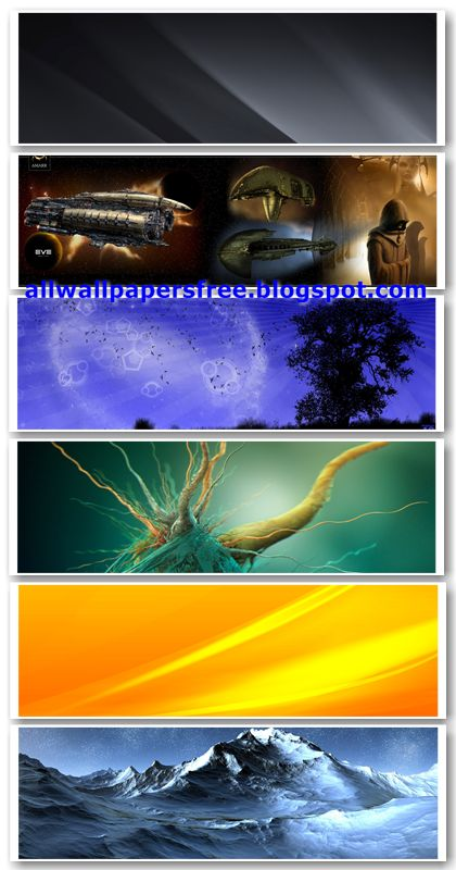 70 Amazing Abstract Dual Screen Wallpapers 2560 X 1024