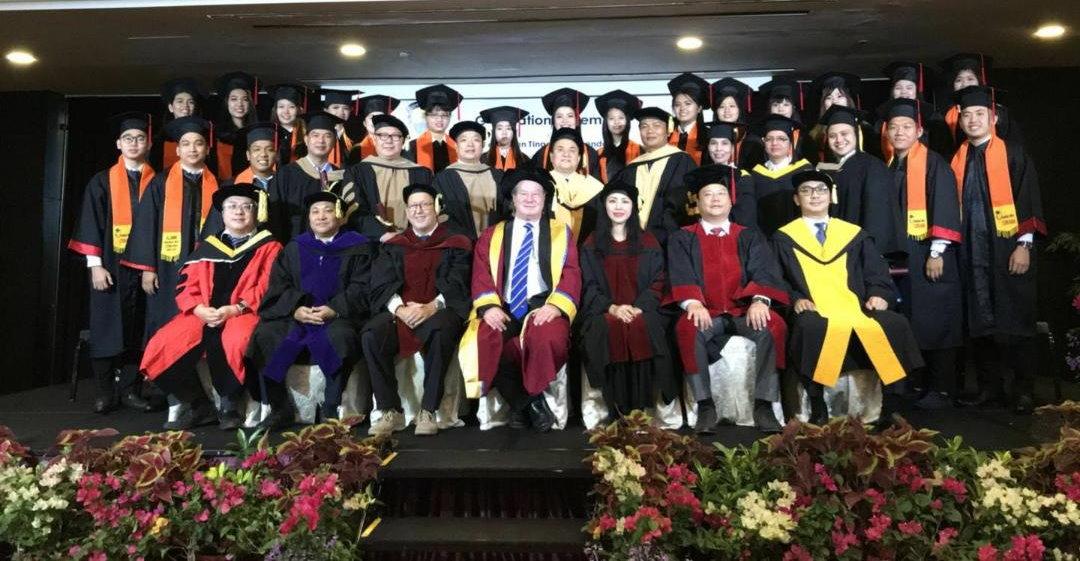 新加坡畢業典禮2017,香港十人出席