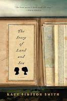 Cover of The Story of Land and Sea by Katy Simpson Smith