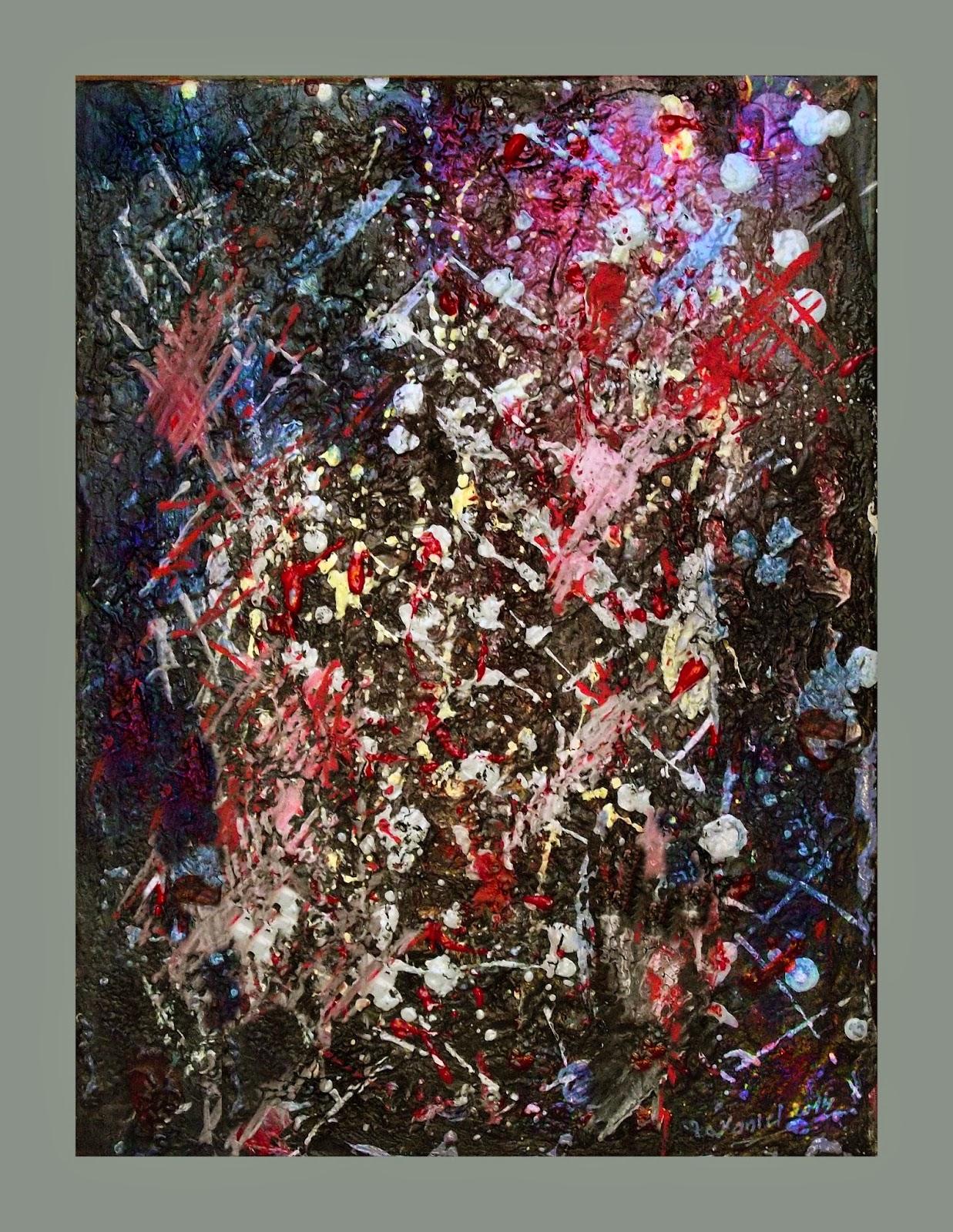 Mis cuadros pintura abstracta expresionismo abstracto for Imagenes de cuadros abstractos grandes