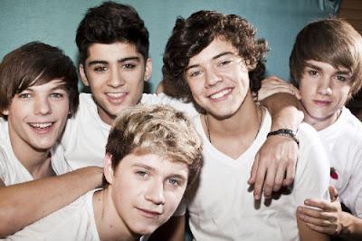 Biodata dan Foto One Direction Boyband