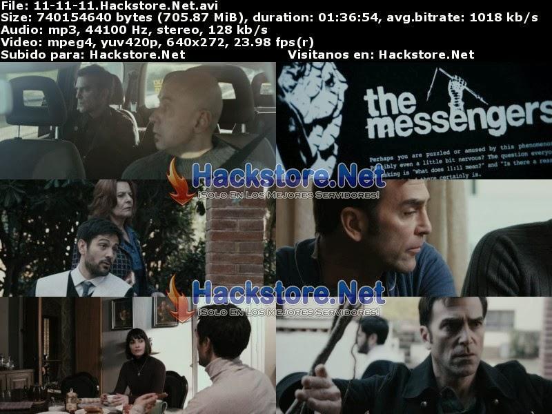 Captura 11-11-11: El Enviado (2011) Dvdrip Latino