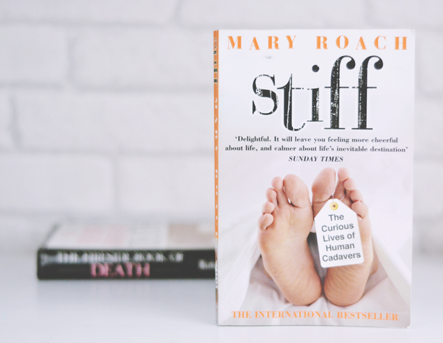 Honest review of Mary Roach Stiff