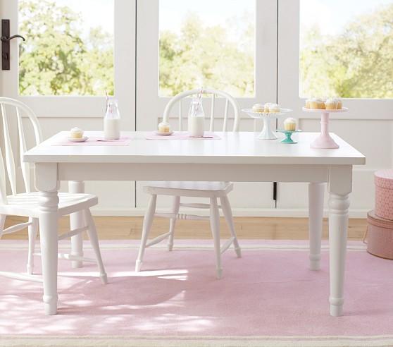 Julia Ryan: Pottery Barn Farmhouse Table