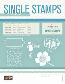 SINGLE STAMPS OFFER