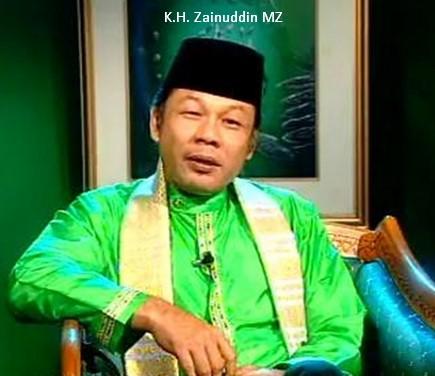 K.H. Zainuddin MZ