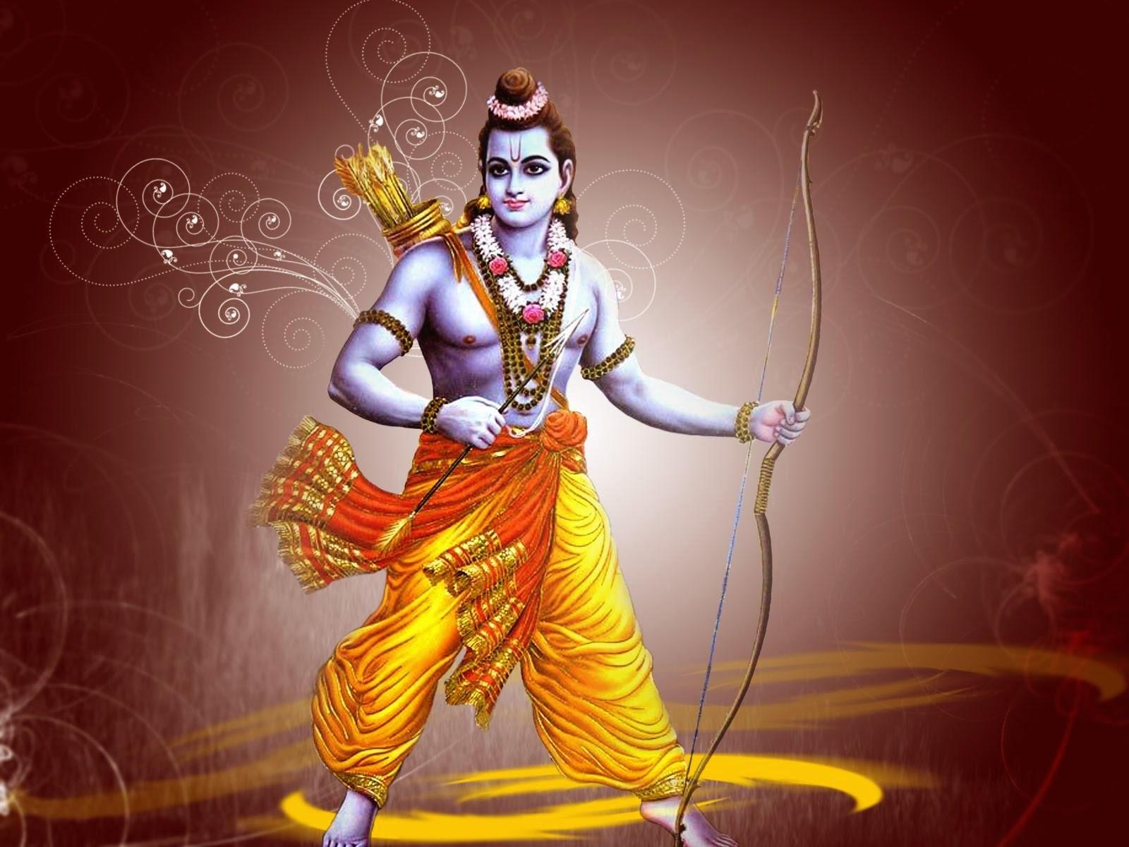 Lord Shri Ram Wallpaper HD