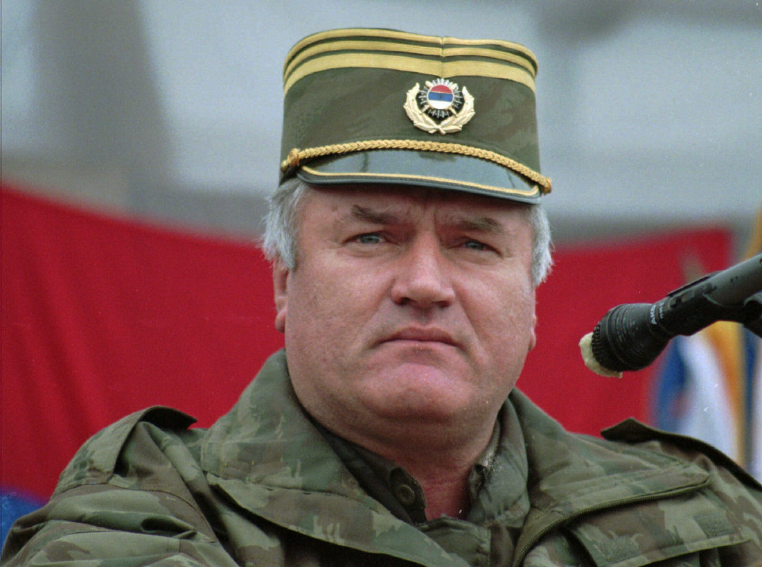 "wag the dog. slobodan milosevic, former serbian and yugoslav president; ""died"" in jail waiting trial in the hauge. radovan karadzic was the supreme ..."