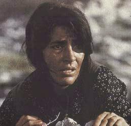 Irene Papas - atriz grega