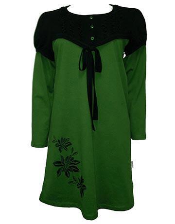 shirt muslimah zariya za163b ham022 med turquoise 2layer sleeves jpg