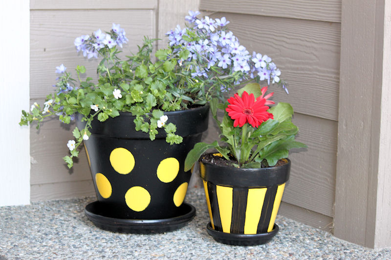 Pots Decorating Ideas