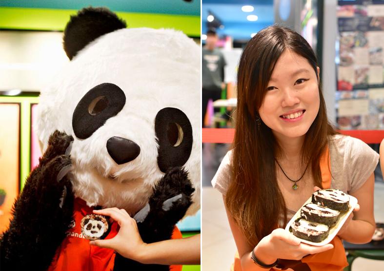 Maki-San i12 Katong Panda Sushis!