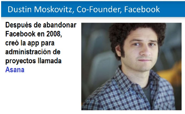 Multimillonarios, Dustin Moskovitz