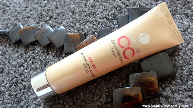 Lakme CC Cream Shade - Beige Review