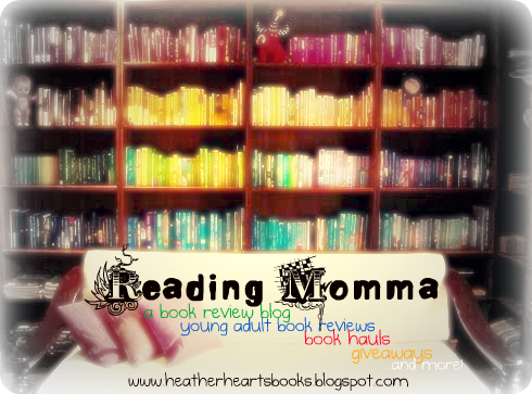 READING MOMMA - YA BOOK REVIEWS