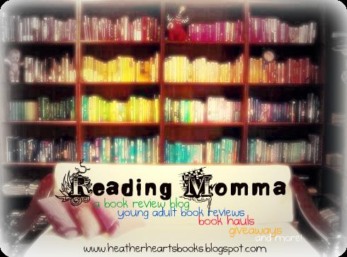 READING MOMMA - YA BOOK REVIEWS