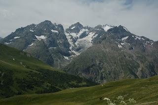 The Glacier De La Meije