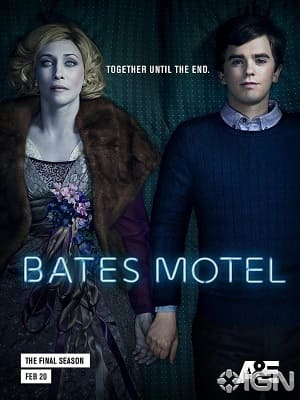 Série Bates Motel - Todas as Temporadas 2017 Torrent