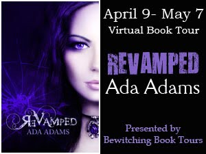 Ada Adams Blog Tour