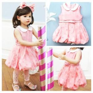 Baju Anak Cewek Korea Style Dress Lace Ballon Pink 300x300 modelbaju24 september 2015,Model Baju Anak Perempuan 3 Tahun Terbaru