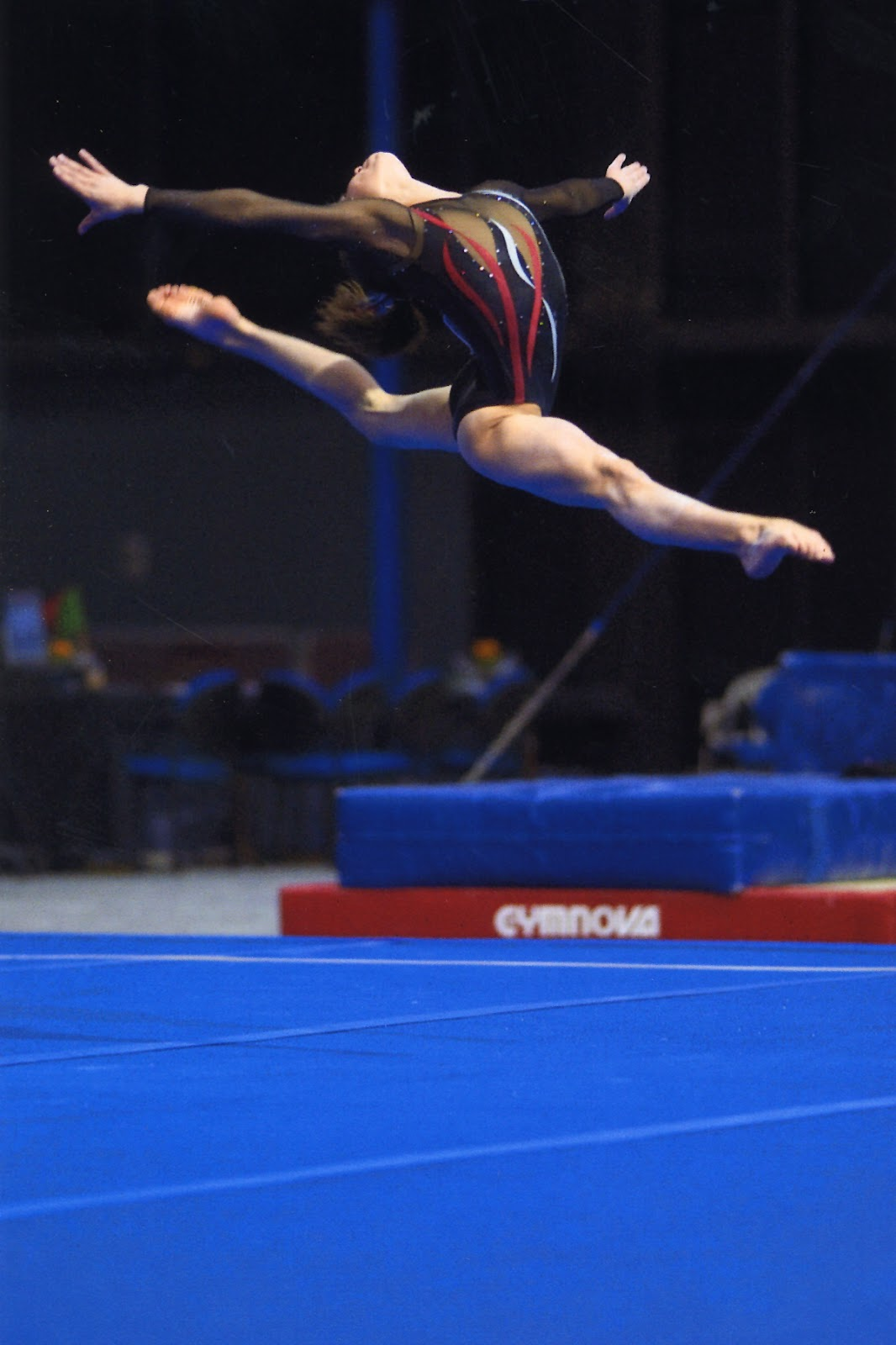 Gymnastic floor on pinterest gymnastics gymnasts and for Floor workout