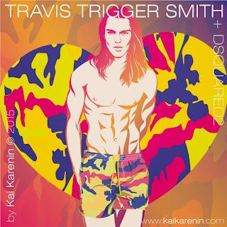Travis Trigger Smith illustration by Kai Karenin