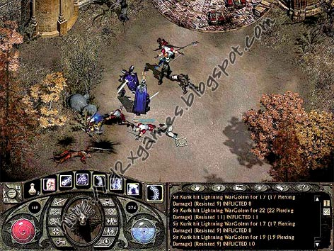 Free Download Games - LionHeart Legacy Of The Crusader