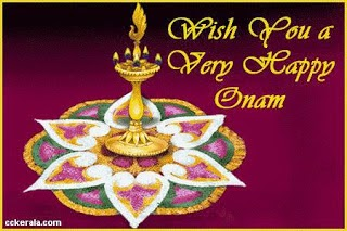 ONAM GREETINGS from SATHISH BABU