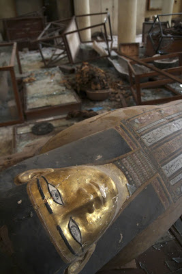Egypt's devastating museum looting latest casualty