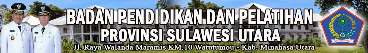 Badan Pendidikan Dan Pelatihan Provinsi Sulawesi Utara