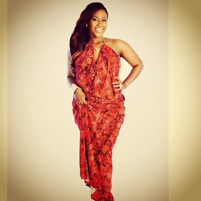 UCHE JUMBO'S MATERNITY STYLE FOR CITY PEOPLE'S FASHION & LIFESTYLE MAG