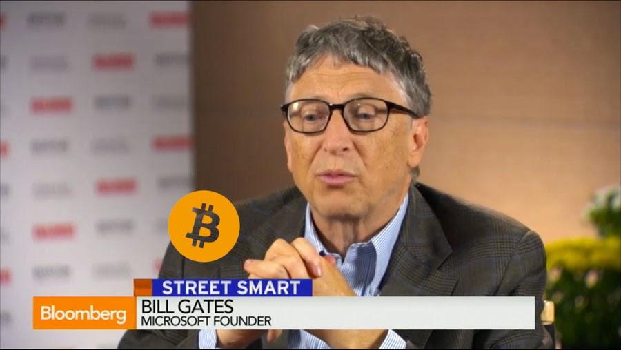 Bill Gates : Bitcoin é Excelente pois é barato !