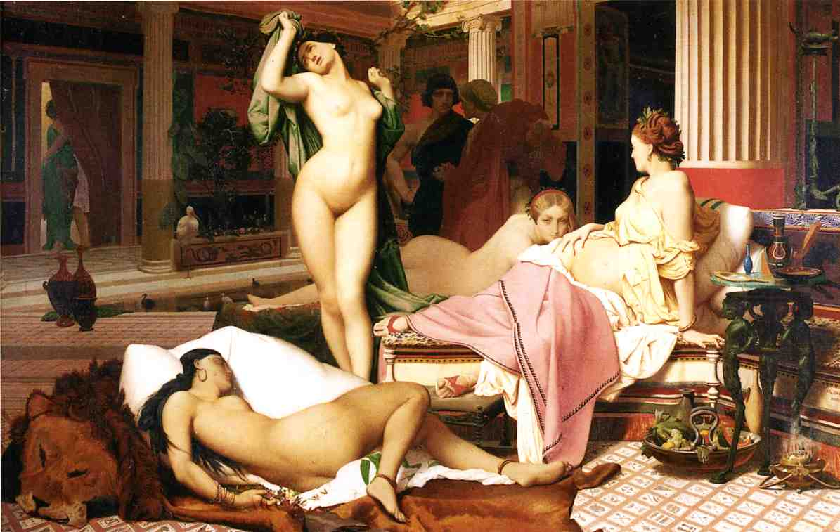 gérôme greek painting