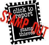 stamp theft
