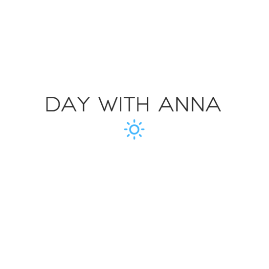 day with anna