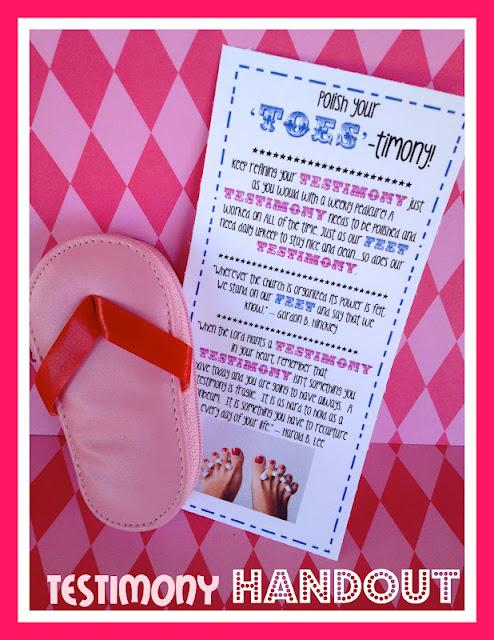 Cute Pillow Treats : Marci Coombs: Girls Camp Part 3: Pillow Treats