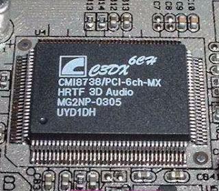 CMedia CMI8738 / CMI8787 Drivers Versão 7.12.8.1803